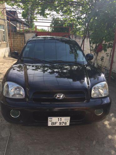 Nəqliyyat - Azərbaycan: Hyundai Santa Fe 2.7 l. 2004 | 21370 km
