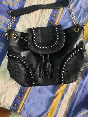 Primark crni mantil - Srbija: Crna torba