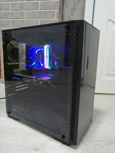 компьютер в Кыргызстан: Ryzen 8-ми ядерный ПК AM41. Плата Asus ROG Crosshair VI X370 AM42