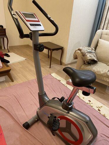 Спорт и отдых - Кыргызстан: Продаю велотренажер магнитный