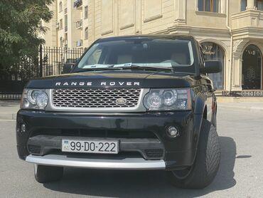 Land Rover - Azərbaycan: Land Rover Range Rover Sport 4.2 l. 2006 | 250000 km