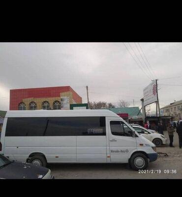 двигатель мерседес 124 2 3 бензин в Кыргызстан: Mercedes-Benz Sprinter 2.9 л. 2002 | 222222 км