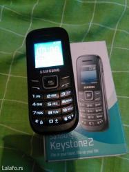 Samsung gt e1200 U dobrom stanju,sim fri - Valjevo