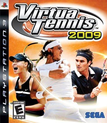 """tennis - Azərbaycan: """"Virtua Tennis 2009"""" Ps3 diski"""