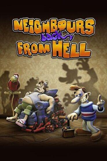 Sport i hobi - Razanj: Neighbours Back From Hell PC igraProdajem ovu PC igruIgra je nova.Moze