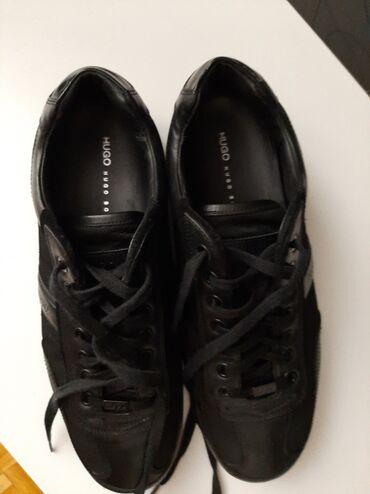 Muske cipele 41 - Srbija: Muske patika cipele Hugo Boss kupljene u Nemacku original