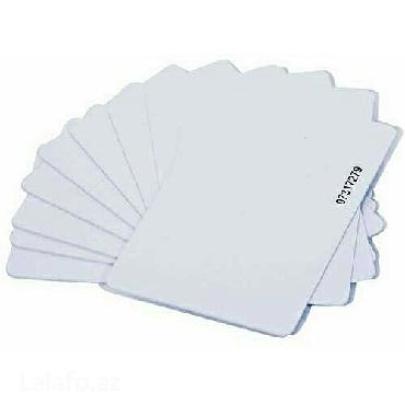 Plastik kartlar 2 azn в Bakı