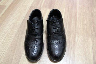 Bakı şəhərində Туфли для мальчика новые 1 раз одели, размер большой не подошли. Разме
