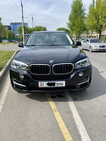 BMW X5 3 л. 2016 | 185000 км