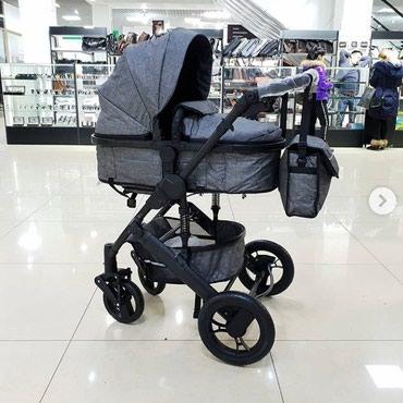 Продаю детскую коляску 2в1(зима и лето) в Бишкек