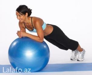 Bakı şəhərində Pilates topu 75 diametr