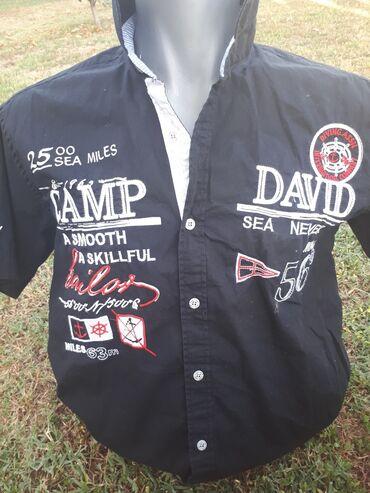 Camp david - Srbija: Camp David kosuljaExtra kosulja. Pogledati slike. Obucena par puta bez