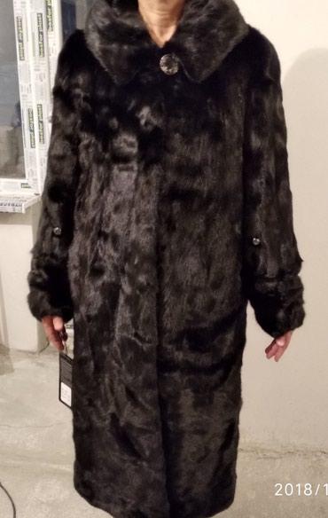 шикарная норковая шуба в Кыргызстан: Только на заказ! Шикарная норковая шуба, цельный мех. Любая модель и