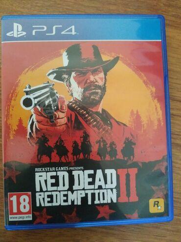 сколько стоит playstation 4 in Кыргызстан | PS3 (SONY PLAYSTATION 3): Игра на Ps4 в идеальном состоянии. Red Dead Redemption