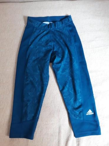 Kosulja-original-pise - Srbija: Adidas original SNIZENOOO 3/4 kao nove .Vel .xs pise. moze i S
