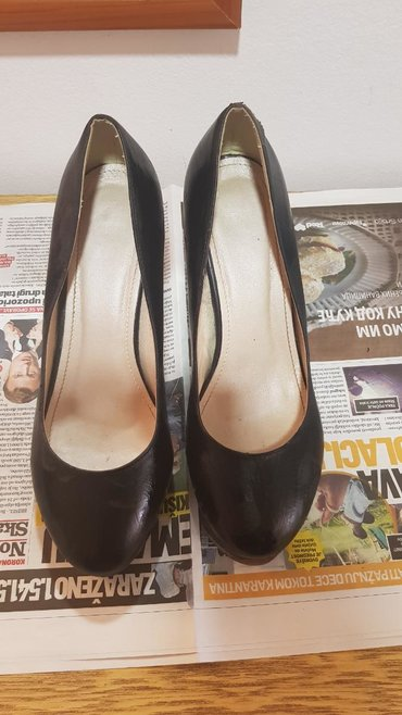 Ženska obuća | Majdanpek: Cipele na stiklu,br.40,bez ikakvih ostecenja