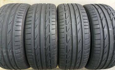 Комплект Bridgestone Potenza S001 RSC, летние 215/45 R17 Шины в идеаль