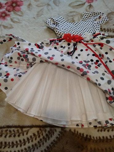 Нарядное платье для девочки 2-2 a554ea8b0b1e3