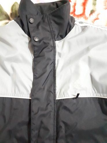 Super Adidas muska jakna orginal u ekstra stanju, jako malo nosena. - Jagodina
