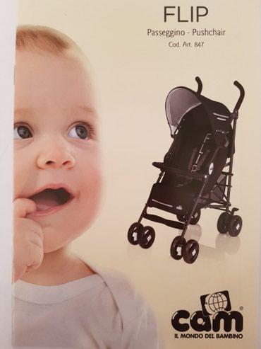 Letnja - Srbija: Prodajem letnja dečija kolica, dva tri puta su upotrebljena. Bukvalno