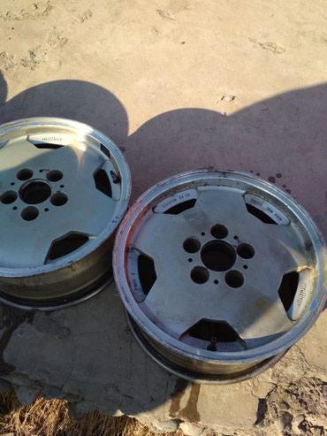 Продаю диски R15 мерс 124 в Бишкек