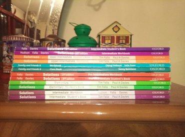 termo press в Кыргызстан: Продаю учебники по английскому языку издательства oxford university