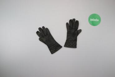 Жіночі шкіряні рукавички Ferretta    Довжина: 22 см Ширина: 9 см  Стан