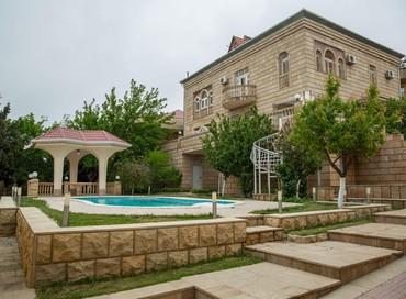 Bakı şəhərində Baki Badamdar qesebesinde gunluk kiraye villa