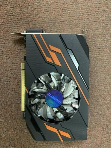 creative-audigy-2-value-sb0400 в Кыргызстан: GeForce GT 1030, 2 Гб (GV-N1030OC-2GI)Видеокарта Gigabyte nVidia