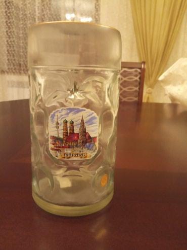 Пивной бокал с Октоберфест в Бишкек