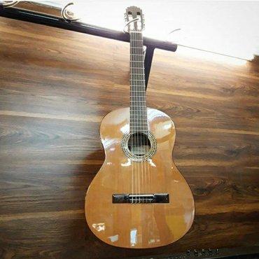 """Гитары в Кыргызстан: Набор гитариста от испанского бренда """"Manuel Rodriguez""""•Модель"""
