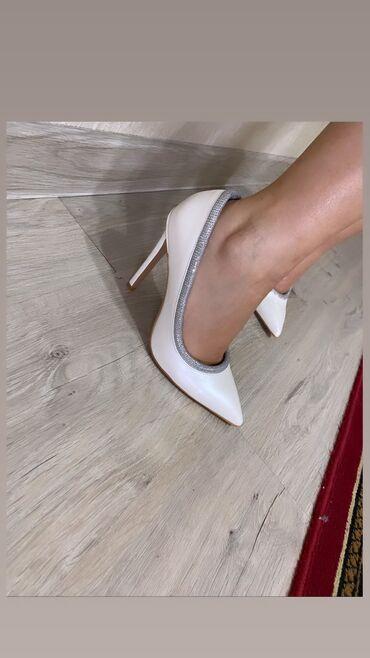 для невесты в Кыргызстан: Продаю очень красивые совсем новые туфли от турецкого бренда