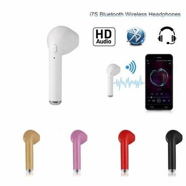 Bakı şəhərində Bluetooth Nauşnik I7 tek Qulaq
