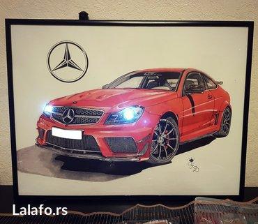 Mercedes-benz c63 amg - Belgrade