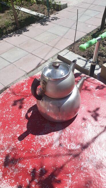 nemes avcarkasi - Azərbaycan: Çaydan dəst satılır nemes malıdı az işlənib