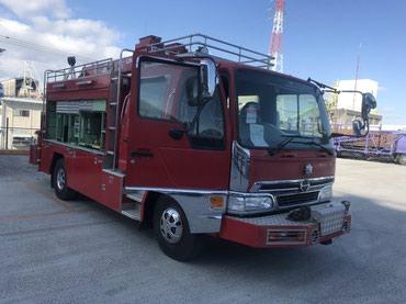 Şərur şəhərində Командно-штабная машина МЧС от JAPAN START