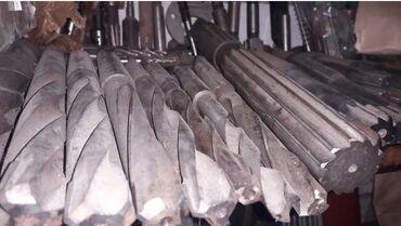 Инструменты - Кыргызстан: Готовый бизнес! Продаю советский металлорежущий инструмент (отдаю