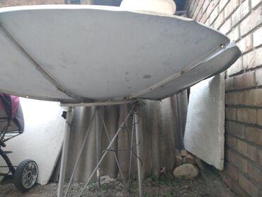 ТВ и видео в Душанбе: Спутниковая антенна аналоговая