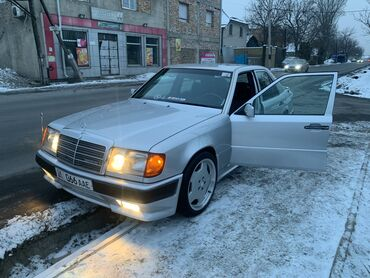 mercedes benz c63 amg в Кыргызстан: Mercedes-Benz E-Class 2.8 л. 1993