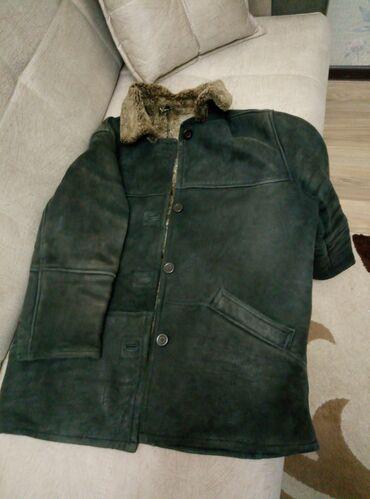 Мужская одежда - Кок-Ой: Дубленка оригинал. Размер 52-54.Купленно дорого