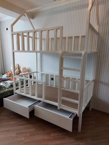mövsümi uşaq çəkmələri - Azərbaycan: Uşaq yatağı sifarişlə hazırlanır