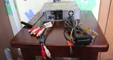Автоэлектроника - Кыргызстан: Срочно продаю своего любимца Pioneer Den-P8650MP. Магнитола проццесорн