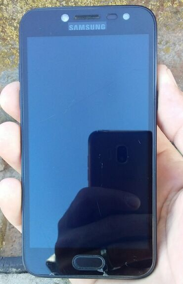 Telefonlar samsung - Azərbaycan: İşlənmiş Samsung Galaxy J2 Pro 2018 16 GB qara