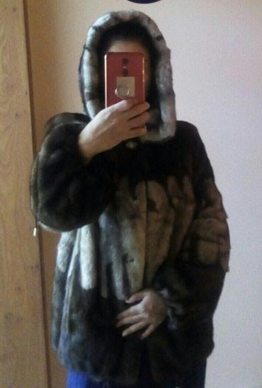 Срочно продаю норковую шубу, покупала в Бишкек