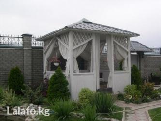Сауны , бани, беседки, комнаты отдыха. в Бишкек - фото 2