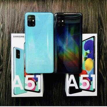 Samsung-s5830 - Азербайджан: Новый Samsung A51 128 ГБ Синий
