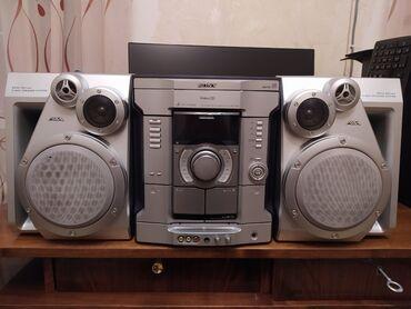 domashnij kinoteatr aiwa в Кыргызстан: Продаю муз.центр блок Sony MHC-RV 20,акустика Aiwa!В хорошем