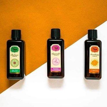 Dr. C. Tuna masažna ulja: TVOJ KUĆNI SPA TRETMAN. Aromatherapy ulje za
