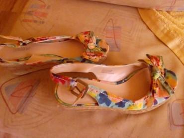 Prelepe sandale vel 37.nenosene - Kraljevo - slika 3