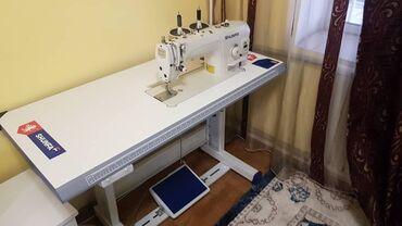 Срочно Продаётся новая Швейная машинка прямо строчка автомат цена